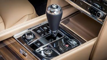 Bentley Mulsanne - gear selector