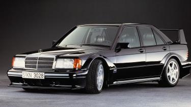 25 years of the Mercedes-Benz 190E 2 5-16 Evolution II | Evo