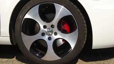 VW Golf GTI wheel