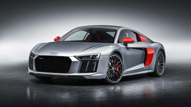 Audi R8 Audi Sport Edition - front three quarter