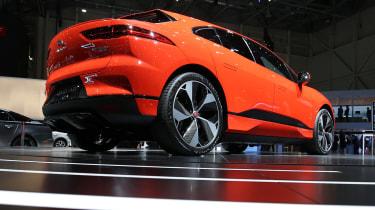 Jaguar I-Pace – rear quarter