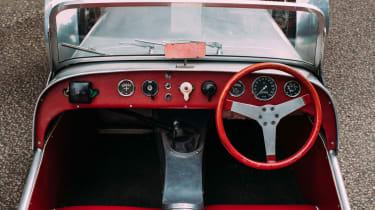 Lotus Seven Series 1 - Interior