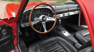 Maserati 5000GT - interior