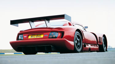 TVR Speed 12: Birth of an Icon