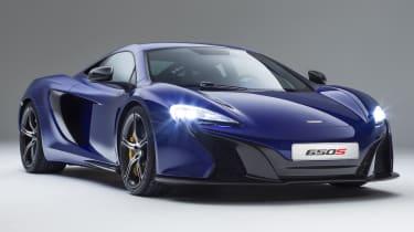 McLaren 650S: full details