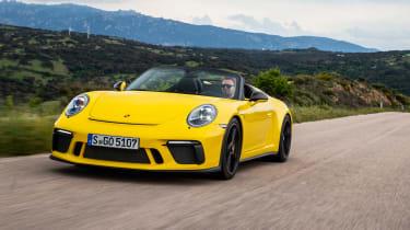 991.2 Porsche 911 Speedster -