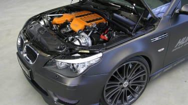 G-Power's 224mph BMW M5 Touring