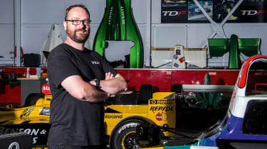 Used Formula 1 cars