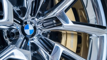 BMW 8-series concept - wheel