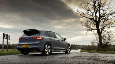 Volkswagen Golf GTI Clubsport - rear static