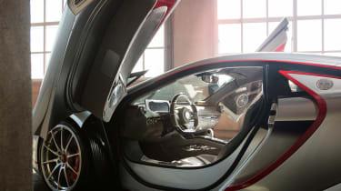 ATS Automobili GT - interior