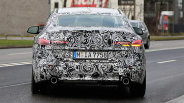 BMW 2-series Gran Coupe - rear
