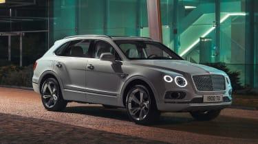Bentley Bentayga PHEV - front