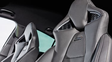 Vauxhall Insignia GSi Gran Sport – seat