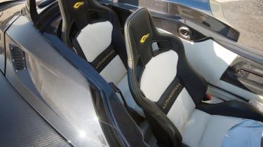 Tramontana R Edition seats