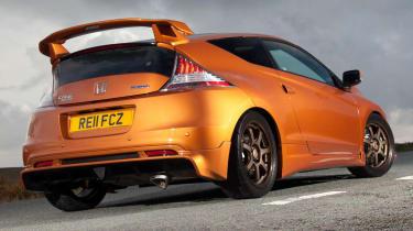 Honda CR-Z Mugen video