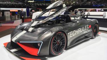 Techrules Ren RS geneva 2018