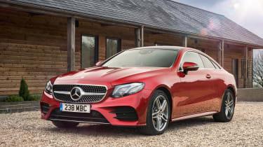 Mercedes-Benz E-class review – executive tour-de-force still