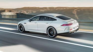 Mercedes GT 53 4-door - rear