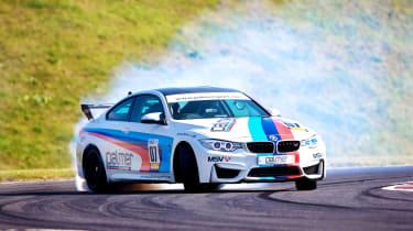 Overclockers UK Racing Series - Palmer Sport BMW M4