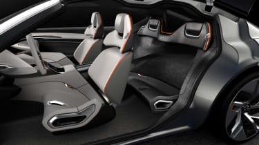 Pininfarina HK GT - cabin