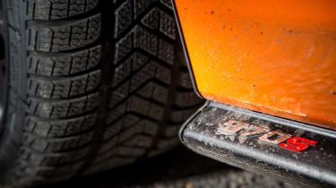 Pirelli winter tyres campaign - 570S