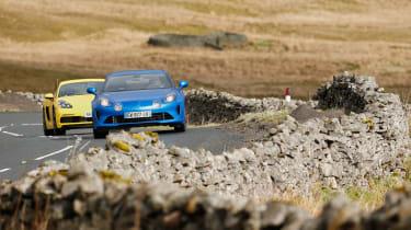 evo Supertest A110 vs rivals - A110