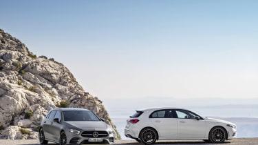 Mercedes-Benz A-class variants