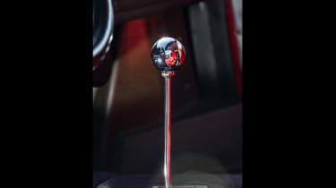 Ferrari turbos 488 F40 - gearstick