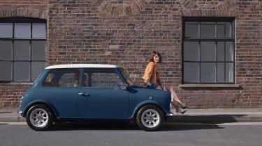 David Brown Automotive Mini Remastered profile