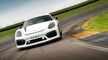 RPM Technik Porsche Cayman (981) CSR - front