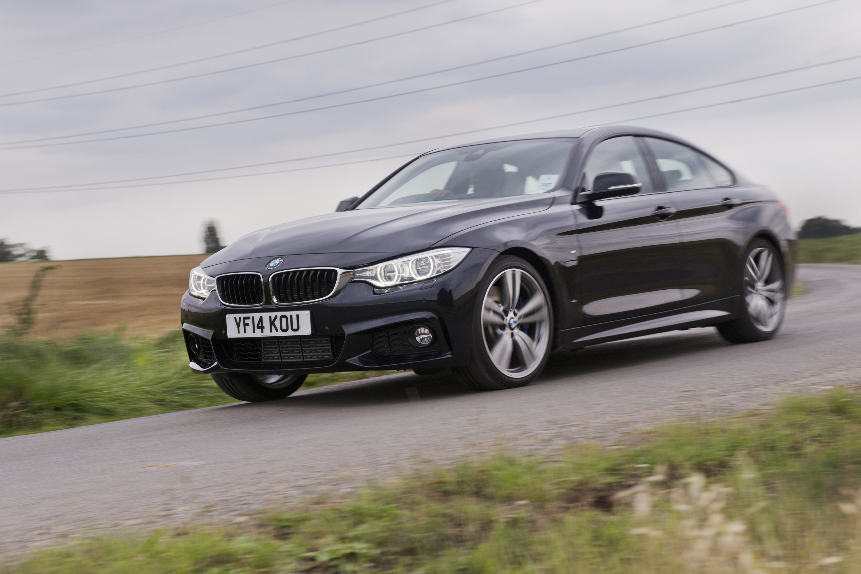 Bmw 4 Series Gran Coupe Review Price Specs And 0 60 Time Evo