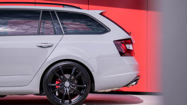 Abt Octavia vRS - rear