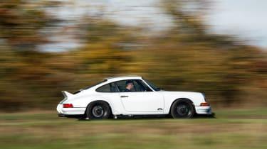 Paul Stephens Porsche 911 - profile