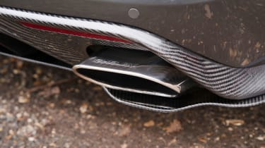 Shelby Mustang Super Snake – Exhaust