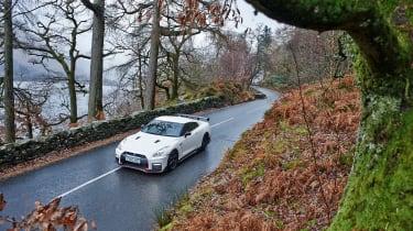 Nismo GTR 17 top