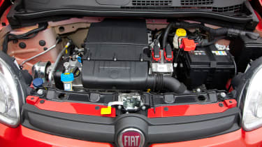 Fiat Panda - 1.2-litre petrol engine