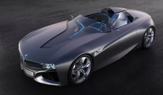 BMW Vision ConnectedDrive roadster concept