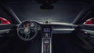 2017 Porsche 911 GT3 - interior