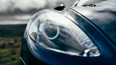 Aston Martin Vanquish S - headlight