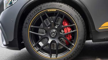 Mercedes-AMG GLC 63 Edition 1 wheel