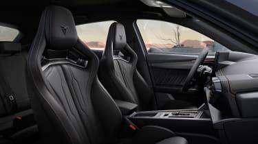 Cupra Formentor VZ5 revealed seats