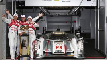 2013 Le Mans 24 hours: Audi wins