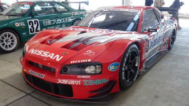 Nismo Festival: GT1 GT-R