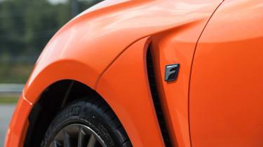 Lexus RC F front vent