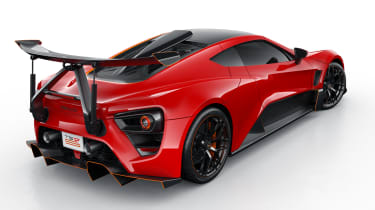 Zenvo TSR-S – rear quarter