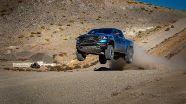 Ram 1500 TRX – jump