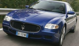 Maserati Q'porte Sport GT S