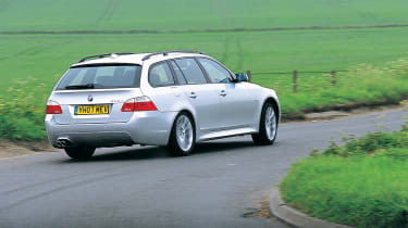 Bmw 535d M Sport Touring Review Price Specs And 0 60 Time Evo