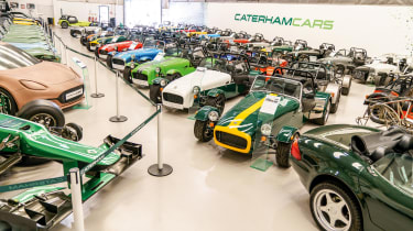 Caterham collection